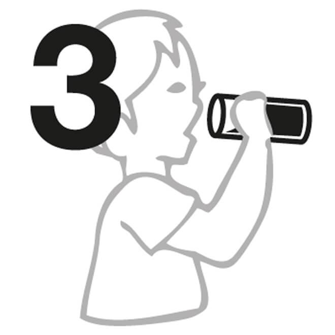 Manuel n° 3 pour Verre à thé avec passoire